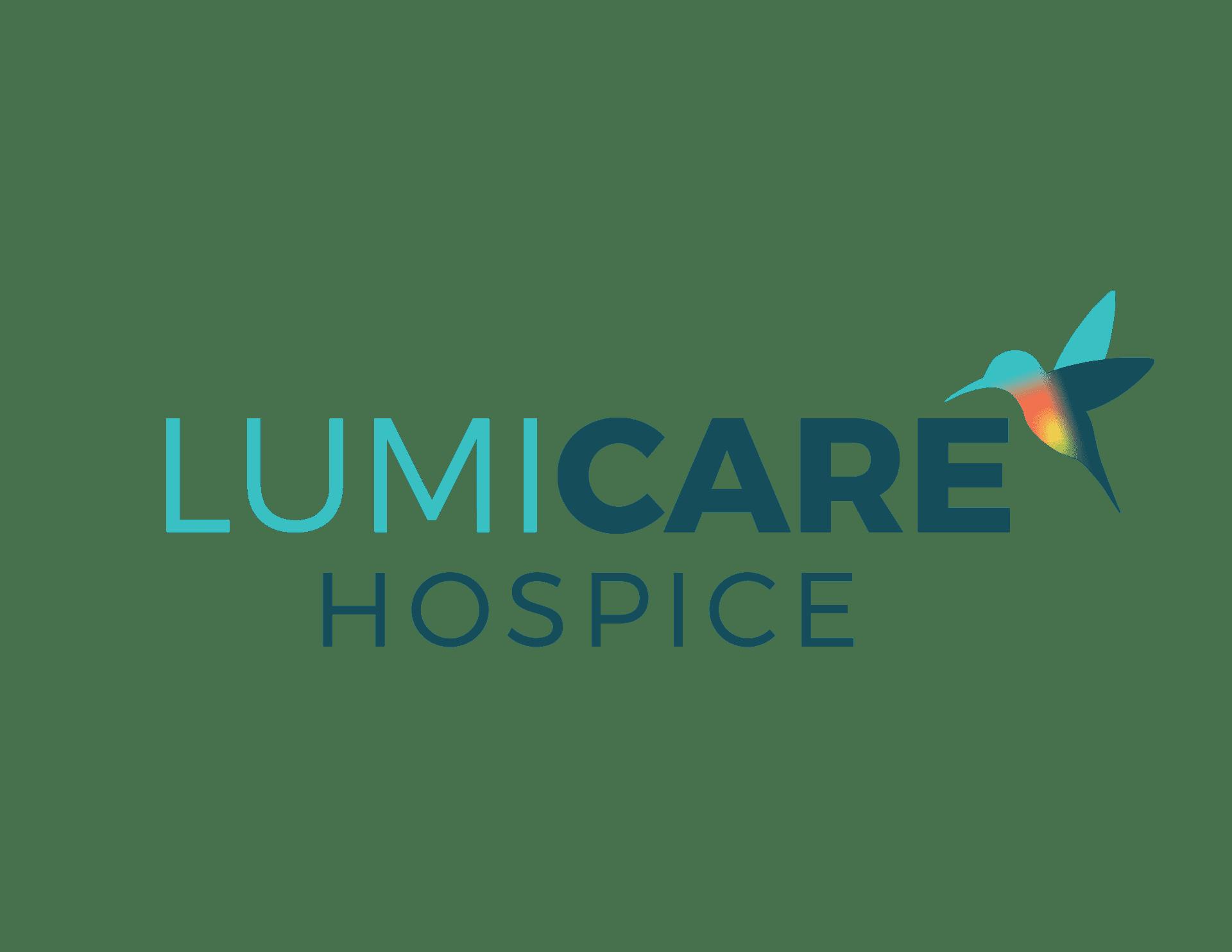 Lumicare Hospice LLC Logo - Final Hospice Color