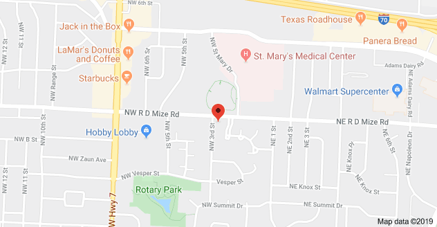 Kansas Office Location
